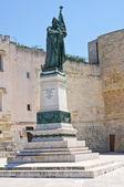 War memorial. Otranto. Puglia. Italy. — 图库照片