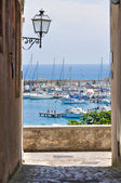 View of Otranto. Puglia. Italy. — Stockfoto