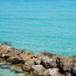 Panoramic view of Otranto. Puglia. Italy. - ストック写真