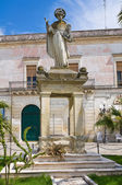 Well of St. Domenico. Cavallino. Puglia. Italy. — Stock Photo