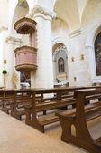 Dominican Monastery. Cavallino. Puglia. Italy. — Stock Photo