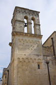 Church of Acaya. Vernole. Puglia. Italy. — Stock Photo