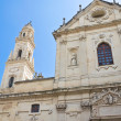 Stock Photo: Cathedral of Lecce. Puglia. Italy.