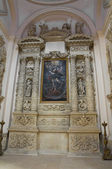 Church of St. Irene. Lecce. Puglia. Italy. — Stock Photo