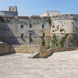 Stock Photo: Aragonese Castle of Otranto. Puglia. Italy.