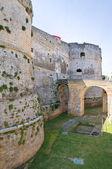 Le Château aragonais d'Otrante. Puglia. Italie. — Photo