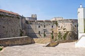 The Aragonese Castle of Otranto. Puglia. Italy. — Stock Photo