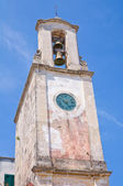 Clocktower. Otranto. Puglia. Italy. — Stock Photo