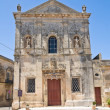 Church of Immaculate Conception. Martano. Puglia. Italy. - Stock Photo