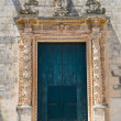 Stock Photo: Church of Rosary. Martano. Puglia. Italy.