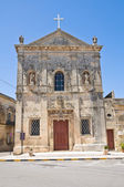 Church of Immaculate Conception. Martano. Puglia. Italy. — Stock Photo