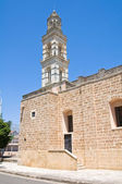 Church of Our Lady of the Assumption. Soleto. Puglia. Italy. — Stock Photo