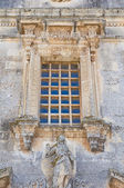 Church of Immacolata. Castrignano de' Greci. Puglia. Italy. — Stock Photo
