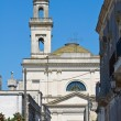 Mother Church of Castrignano de' Greci. Puglia. Italy. — Stock Photo