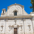 Stock Photo: Church of St. Gaetano. Barletta. Puglia. Italy.