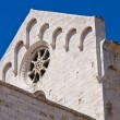 Cathedral of Barletta. Puglia. Italy. — Foto de Stock