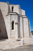 Katedralen i barletta. puglia. italien. — Stockfoto