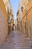 Alleyway. Barletta. Puglia. Italy. — Foto de Stock