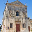 Stock Photo: Church of Immaculate Conception. Martano. Puglia. Italy.