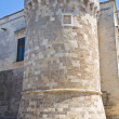 Stock Photo: Aragonese Castle of Martano. Puglia. Italy.
