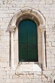 церковь святого джакомо. трани. апулия. италия. — Стоковое фото