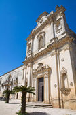 Church of Dominicans. Sternatia. Puglia. Italy. — Stock Photo