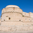 Stock Photo: De Monti Castle of Corigliano d'Otranto. Puglia. Italy.