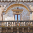 Stock Photo: Andrichi-Moschettini palace. Martano. Puglia. Italy.