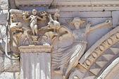Affaitati-Palast. Barletta. Puglia. Italien. — Stockfoto
