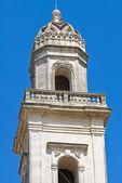 Matka církev castrignano de' greci. puglia. itálie. — Stock fotografie