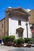 Church of St. Michele. Barletta. Puglia. Italy. — Stock Photo