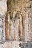 Cathedral of Barletta. Puglia. Italy. — Stock Photo