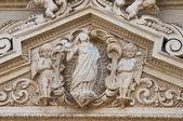 大教堂的拉察。普利亚大区。意大利. — 图库照片