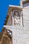 собор барлетты. апулия. италия. — Стоковое фото