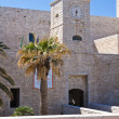 Swabian castle of Trani. Puglia. Italy. — Stock Photo