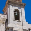 Church of St. Maria del Carmine. Barletta. Puglia. Italy. - Stock Photo