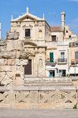 View of Lecce. Puglia. Italy. — Stock Photo