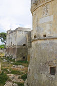 Castle of Acaya. Vernole. Puglia. Italy. — Stock Photo