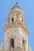 Cathedral Belltower. Lecce. Puglia. Italy. — Stockfoto