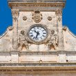 Town Hall Building. Ostuni. Puglia. Italy. — Stock Photo