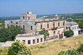 Convent of the Paolotti. Ostuni. Puglia. Italy. — Stock Photo