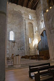 Cathedral of Trani. Puglia. Italy. — Stock Photo