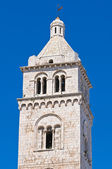 Cathedral of Barletta. Puglia. Italy. — Stock Photo