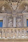 Della Marra palace. Barletta. Puglia. Italy. — Stock Photo