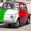 Italian vintage car. — Stock Photo