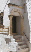 Historical palace. Ostuni. Puglia. Italy. — Stock Photo