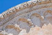 Cathedral of Ostuni. Puglia. Italy. — Stock Photo