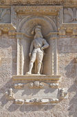 De Monti Castle of Corigliano d'Otranto. Puglia. Italy. — Zdjęcie stockowe