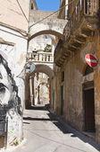 Alleyway. Grottaglie. Puglia. Italy. — Foto Stock
