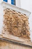 Falgheri palace. Ostuni. Puglia. Italy. — Stok fotoğraf